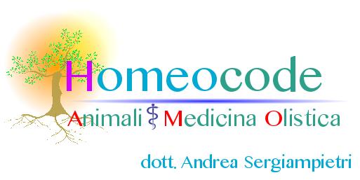 Homeocode – Veterinaria Olistica Logo